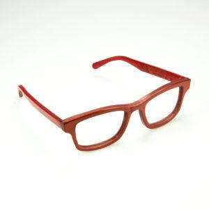 occhiali cuoio lodovico otello profilo